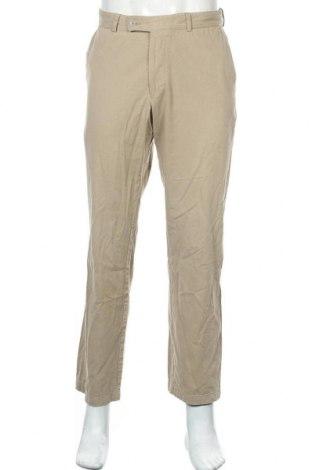Мъжки панталон Hugo Boss, Размер S, Цвят Бежов, Цена 46,00лв.