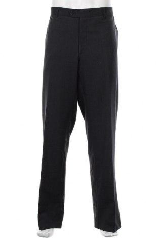 Ανδρικό παντελόνι Nordal, Μέγεθος XXL, Χρώμα Μπλέ, 53% πολυεστέρας, 45% μαλλί, 2% ελαστάνη, Τιμή 17,14€