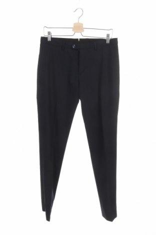 Ανδρικό παντελόνι Zara Man, Μέγεθος S, Χρώμα Μπλέ, 55% βισκόζη, 42% πολυεστέρας, 3% ελαστάνη, Τιμή 7,27€