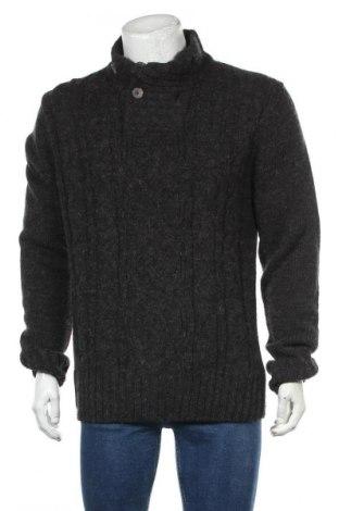 Мъжки пуловер Angelo Litrico, Размер L, Цвят Сив, Цена 25,20лв.