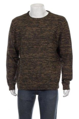 Мъжки пуловер Angelo Litrico, Размер XL, Цвят Жълт, Акрил, Цена 27,30лв.