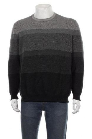 Мъжки пуловер Angelo Litrico, Размер XXL, Цвят Сив, Памук, Цена 24,94лв.