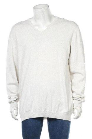 Мъжки пуловер Angelo Litrico, Размер XXL, Цвят Сив, Памук, Цена 35,70лв.