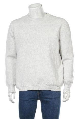 Ανδρικό πουλόβερ Celio, Μέγεθος L, Χρώμα Γκρί, Βαμβάκι, Τιμή 18,19€