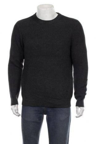 Ανδρικό πουλόβερ H&M, Μέγεθος L, Χρώμα Γκρί, Τιμή 18,19€