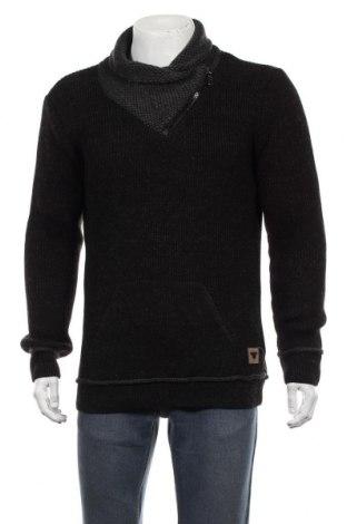 Ανδρικό πουλόβερ Indicode, Μέγεθος XL, Χρώμα Μαύρο, Ακρυλικό, Τιμή 20,78€