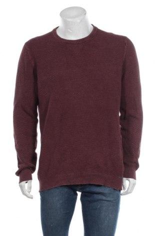 Мъжки пуловер Olymp, Размер XL, Цвят Розов, Памук, Цена 31,24лв.