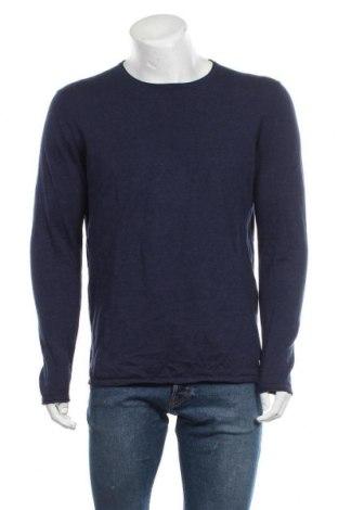 Мъжки пуловер Tom Tailor, Размер L, Цвят Син, Цена 25,50лв.