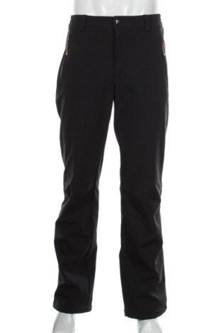 Мъжки спортен панталон Icepeak, Размер L, Цвят Черен, 94% полиестер, 6% еластан, Цена 42,53лв.