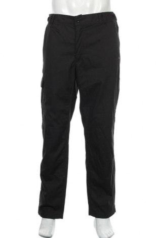 Pantaloni trening de bărbați Trespass, Mărime M, Culoare Negru, 65% poliester, 35% bumbac, Preț 71,12 Lei