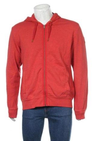 Мъжки суичър S.Oliver, Размер L, Цвят Червен, 100% памук, Цена 51,75лв.