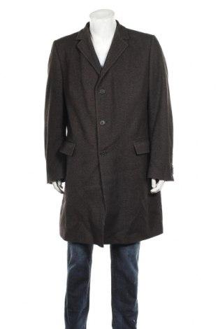 Мъжко палто Joop!, Размер XL, Цвят Кафяв, 60% вълна, 40% полиамид, Цена 44,84лв.