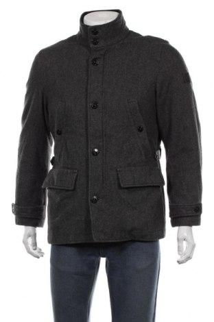 Palton de bărbați Marc O'Polo, Mărime S, Culoare Gri, 70% lână, 30% bumbac, Preț 114,89 Lei