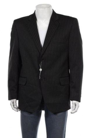 Ανδρικό σακάκι, Μέγεθος XL, Χρώμα Μαύρο, Τιμή 7,05€