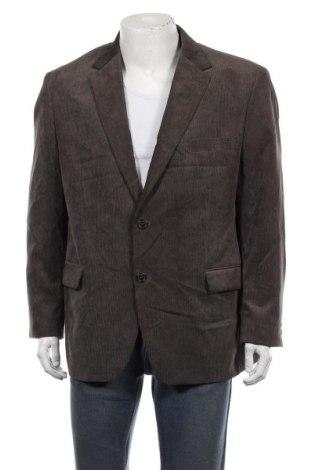 Ανδρικό σακάκι Canda, Μέγεθος XL, Χρώμα Καφέ, 90% πολυεστέρας, 10% πολυαμίδη, Τιμή 6,37€