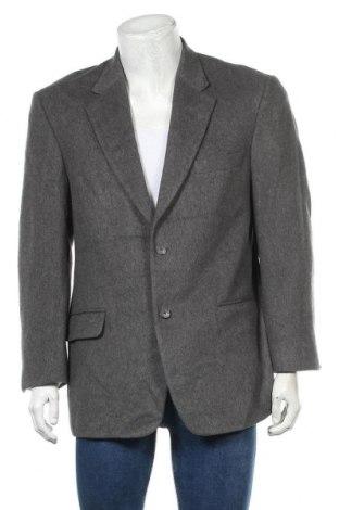 Ανδρικό σακάκι Charter Club, Μέγεθος L, Χρώμα Γκρί, Μαλλί, Τιμή 16,89€