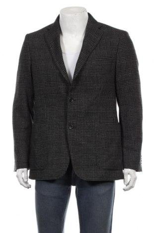 Мъжко сако Marc O'Polo, Размер L, Цвят Сив, Вълна, Цена 20,74лв.