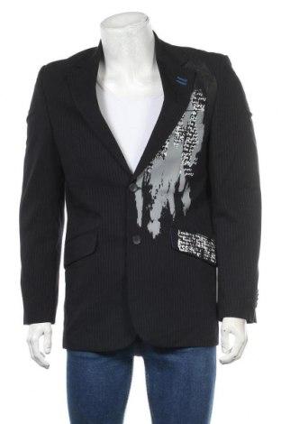 Мъжко сако Richter, Размер M, Цвят Черен, Цена 22,31лв.