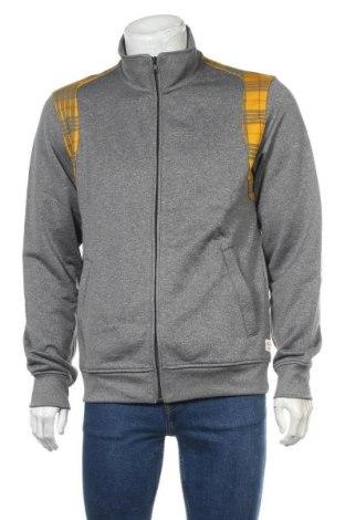 Мъжко спортно горнище S.Oliver, Размер L, Цвят Сив, 52% памук, 48% полиестер, Цена 59,25лв.