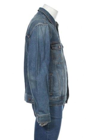 Pánská bunda  Wrangler, Velikost XL, Barva Modrá, Bavlna, Cena  2141,00Kč