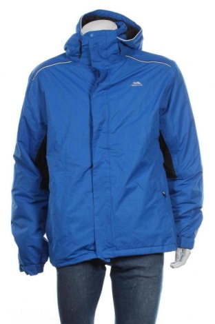 Мъжко яке за зимни спортове Trespass, Размер XL, Цвят Син, Полиестер, Цена 114,66лв.