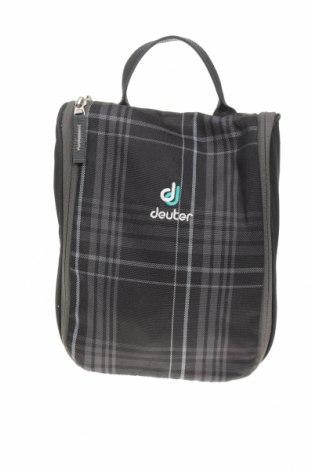 Neseser Deuter, Culoare Negru, Textil, Preț 76,26 Lei