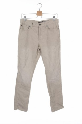 Мъжки панталон Aeropostale, Размер S, Цвят Сив, 98% памук, 2% еластан, Цена 7,09лв.