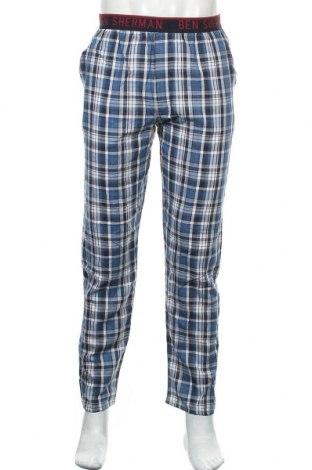 Πιτζάμες Ben Sherman, Μέγεθος S, Χρώμα Μπλέ, Βαμβάκι, Τιμή 23,19€