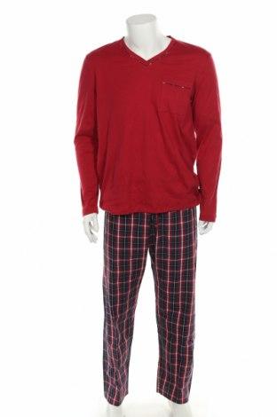 Пижама Royal Class, Размер L, Цвят Многоцветен, Памук, Цена 35,44лв.