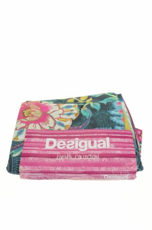 Cearșaf plic Desigual, Culoare Multicolor, Bumbac, Preț 343,09 Lei