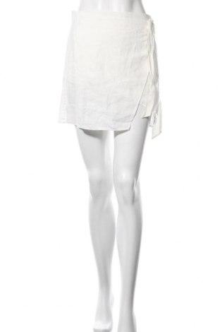 Пола - панталон LeGer By Lena Gercke, Размер S, Цвят Екрю, 55% лен, 45% памук, Цена 23,40лв.