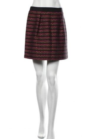 Пола Comptoir Des Cotonniers, Размер XS, Цвят Многоцветен, 51% лен, 27% памук, 22% полиестер, Цена 48,30лв.