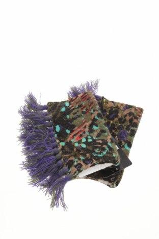 Rukavice  Desigual, Barva Vícebarevné, 95%acryl, 4% polyester, 1% elastan, Cena  533,00Kč