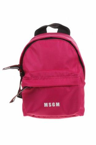 Σακίδιο πλάτης MSGM, Χρώμα Ρόζ , Κλωστοϋφαντουργικά προϊόντα, Τιμή 62,87€