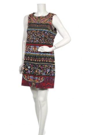 Φόρεμα Desigual, Μέγεθος XL, Χρώμα Πολύχρωμο, 97% βαμβάκι, 3% ελαστάνη, Τιμή 46,08€