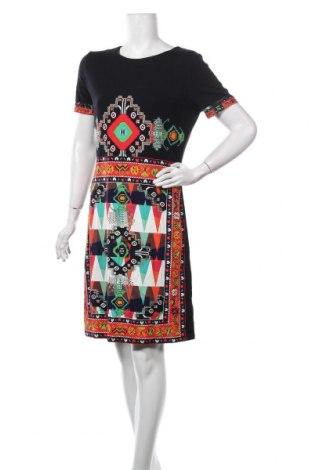 Rochie Desigual, Mărime XL, Culoare Multicolor, 95% viscoză, 5% elastan, Preț 274,34 Lei