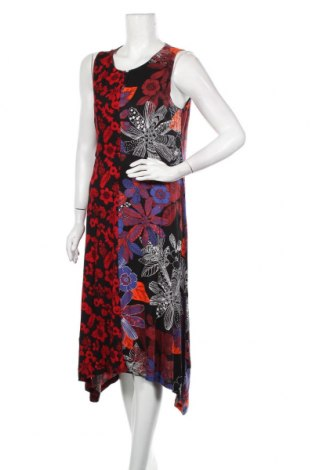 Rochie Desigual, Mărime XL, Culoare Multicolor, Viscoză, Preț 294,41 Lei