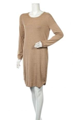 Šaty  Esprit, Velikost L, Barva Hnědá, 65% polyester, 35% viskóza, Cena  558,00Kč