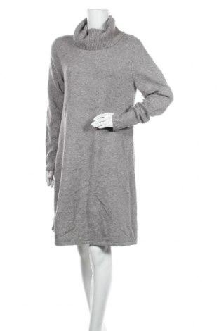 Šaty  Esprit, Velikost XL, Barva Šedá, 47%acryl, 30% polyester, 10% vlna, Cena  1259,00Kč