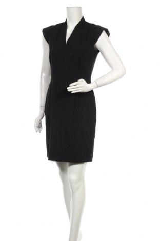 Φόρεμα French Connection, Μέγεθος L, Χρώμα Μαύρο, 53% πολυεστέρας, 43% μαλλί, 4% ελαστάνη, Τιμή 14,78€