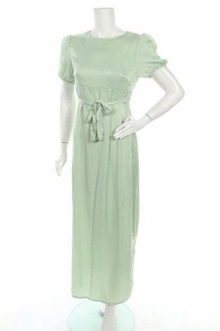 Рокля Missguided, Размер M, Цвят Зелен, Полиестер, Цена 14,75лв.