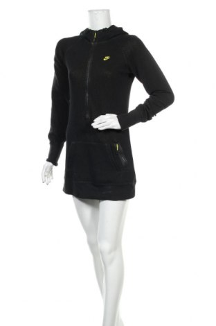 Šaty  Nike, Velikost S, Barva Černá, 61% bavlna, 39% polyester, Cena  562,00Kč