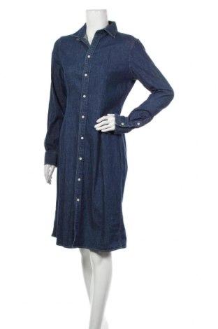 Šaty  Ralph Lauren, Velikost M, Barva Modrá, 99% bavlna, 1% elastan, Cena  1340,00Kč