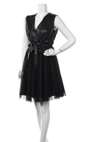 Φόρεμα Rinascimento, Μέγεθος XL, Χρώμα Μαύρο, Δερματίνη, πολυεστέρας, Τιμή 38,97€