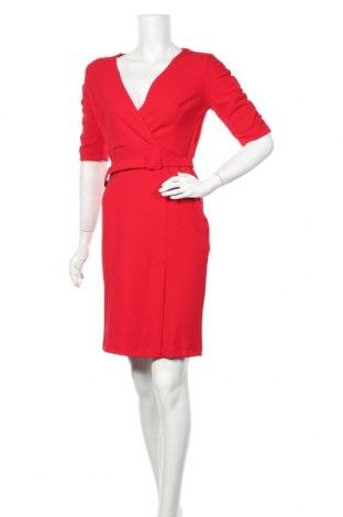 Φόρεμα Rinascimento, Μέγεθος L, Χρώμα Κόκκινο, 96% πολυεστέρας, 4% ελαστάνη, Τιμή 57,60€