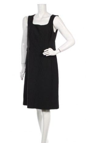 Šaty  S.Oliver, Velikost L, Barva Černá, 2% polyester, 33% viskóza, 5% elastan, Cena  332,00Kč