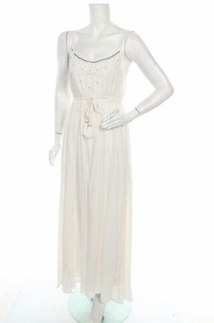 Šaty  Usha, Velikost M, Barva Krémová, 100% viskóza, Cena  258,00Kč