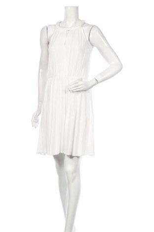 Рокля Vila, Размер M, Цвят Бял, 100% вискоза, Цена 14,75лв.