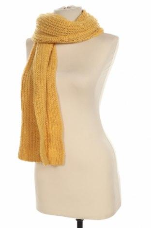 Κασκόλ About You, Χρώμα Κίτρινο, 80% μαλλί, 15% πολυαμίδη, 5% άλλα υλικά, Τιμή 12,02€