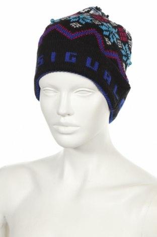 Čepice  Desigual, Barva Vícebarevné, 50% polyester, 20%acryl, 20% polyamide, 10% vlna, Cena  641,00Kč